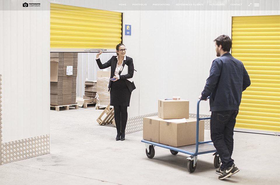Premier article du site Photographe Corporate Paris