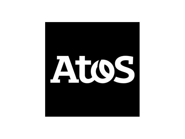 Photographe corporate Paris logo Atos