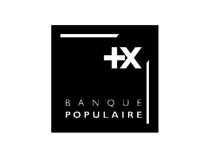 Photographe corporate Paris logo Banque populaire