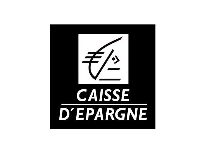 Photographe corporate Paris logo Caisse épargne
