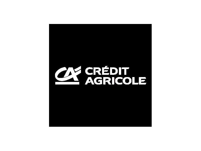 Photographe corporate Paris logo Crédit Agricole