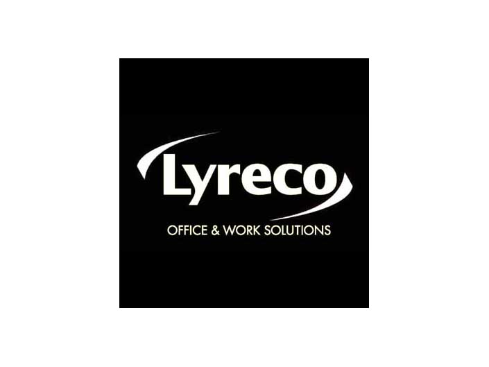Photographe corporate Paris logo Lyreco