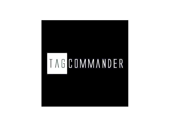 Photographe corporate Paris logo Tag commander