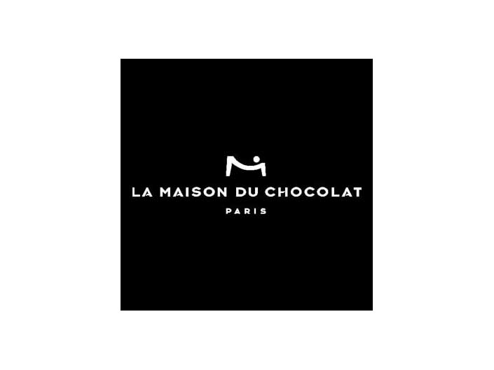 Photographe corporate Paris logo Maison du chocolat