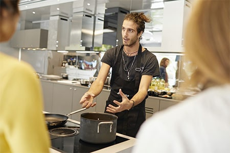Chef Julien Sebbag