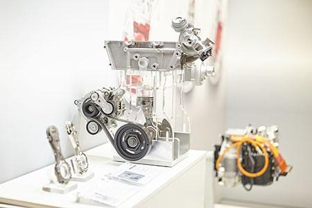 Photographe moteur